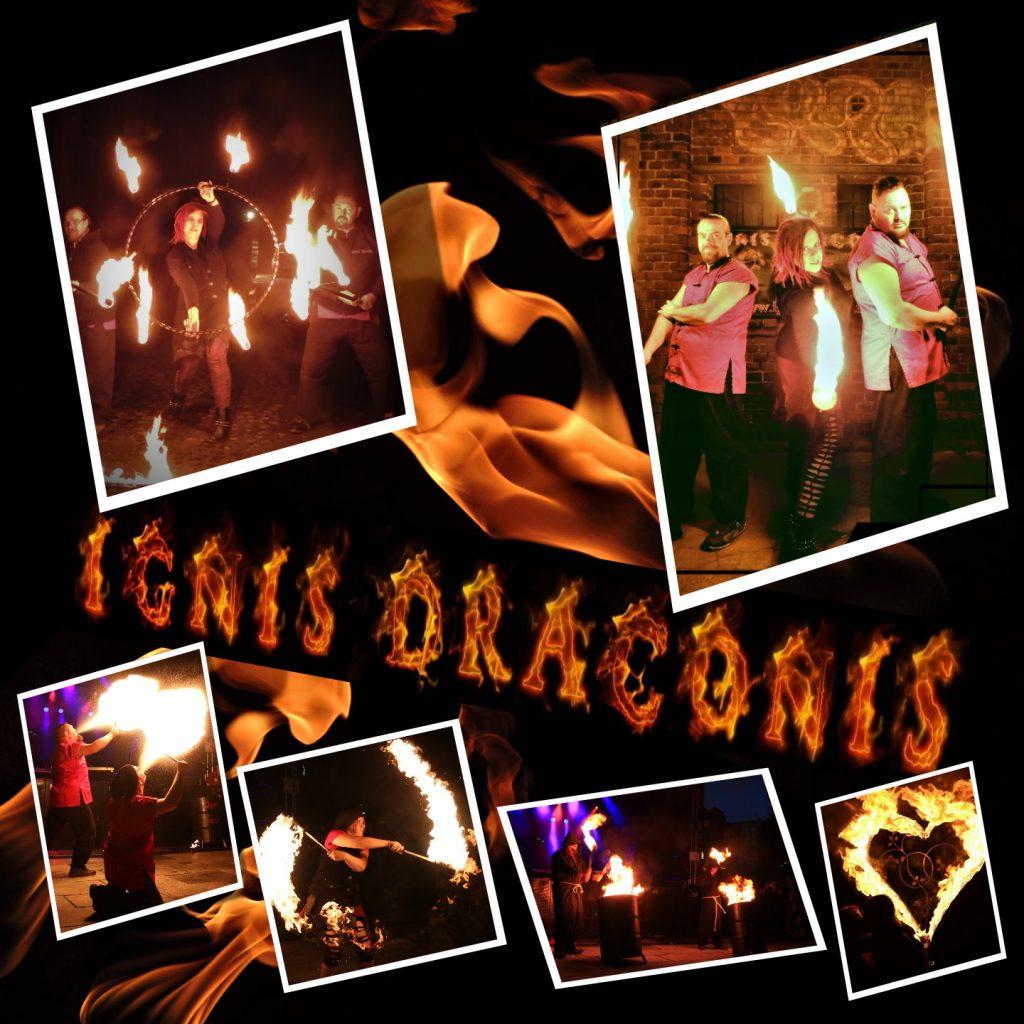 Ignis Draconis Feuershow